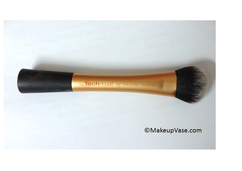 Real techniques face expert brush review