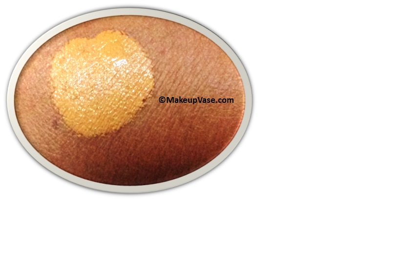 Clinique stay matte oil free makeup shade caramel
